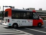 つくバス センター循環はクセになりそうクセニッツ